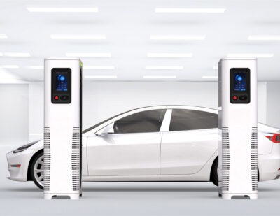 XCharge DC Charging Station C6S