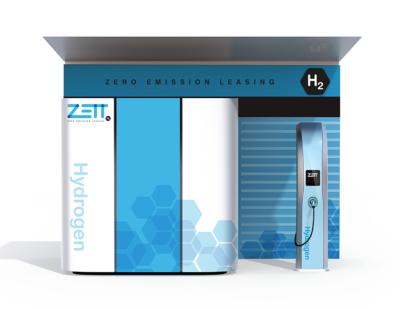 Zett Hydrogen Tank