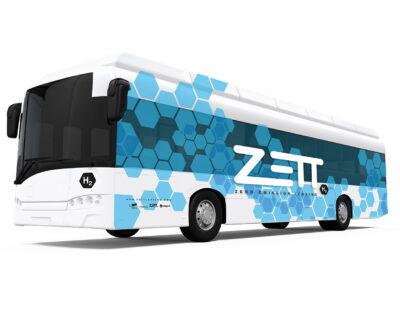 Zett Zero Emission Hydrogen Bus