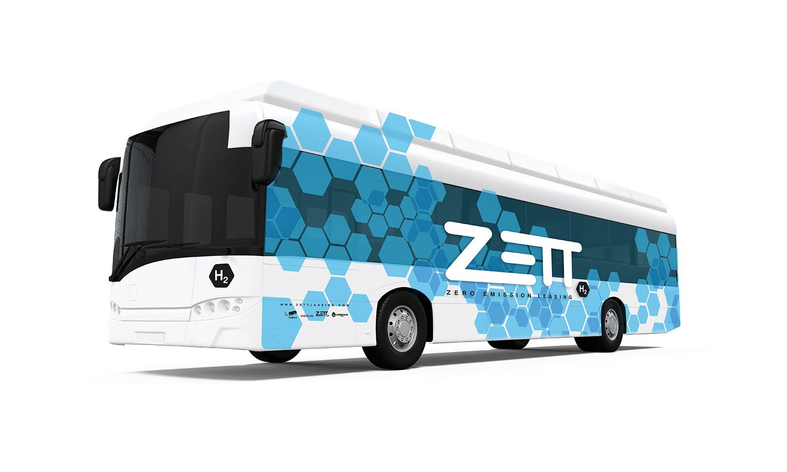 Zero Emission Hydrogen Bus