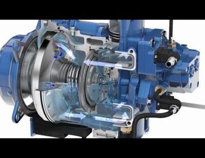 Voith Braking Systems for Buses –  Aquatarder SWR