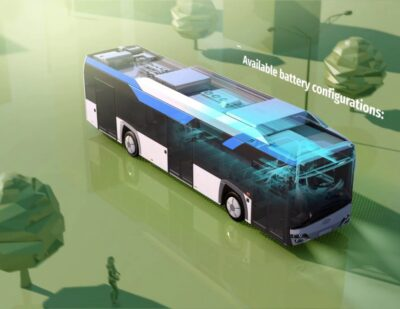 Zero-emission Urbino Electric Buses