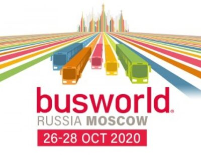 Busworld Russia 2020 on Schedule to Open Its Doors