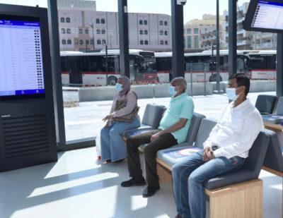 Dubai's RTA to Install 151 Real-Time Smart Screens for Buses