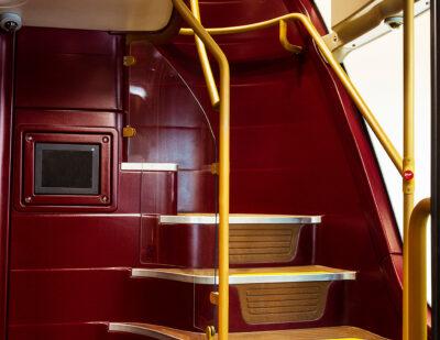 Wrightbus Interior