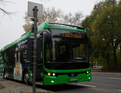 Hungary Launches Green Bus Program and Tests Electric Ebusco 2.2