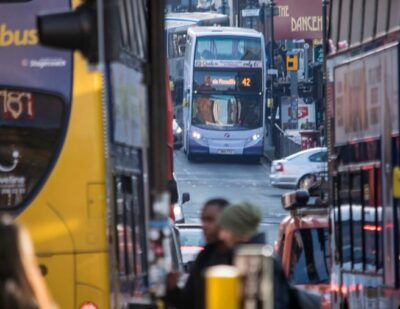 Greater Manchester Reaches Next Step in Bus Reform Journey