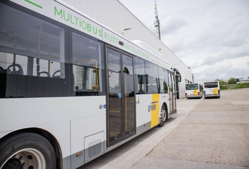 Heliox multiobus Heliox e-buses