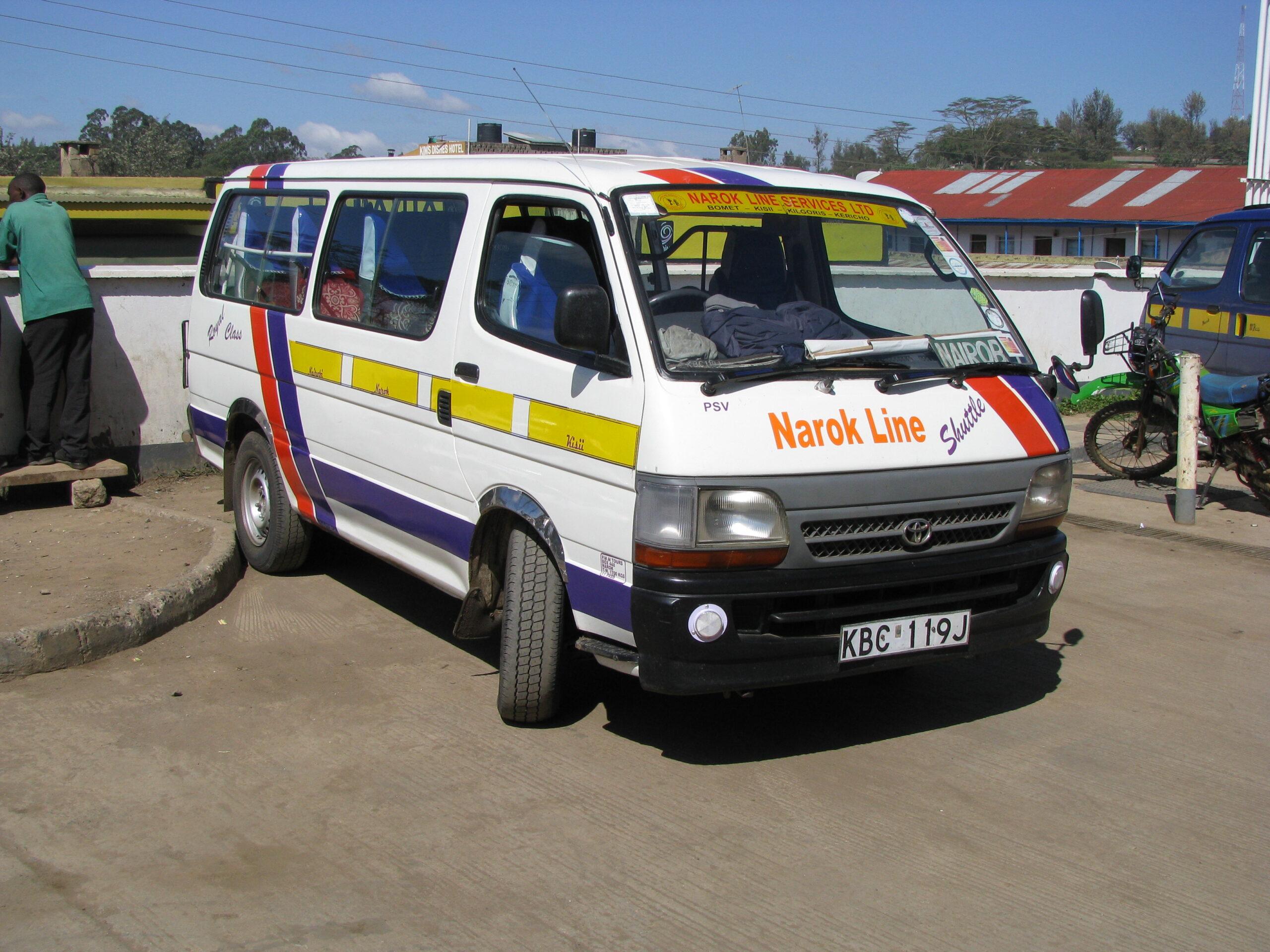 o-city contactless payments in Nairobi Kenya