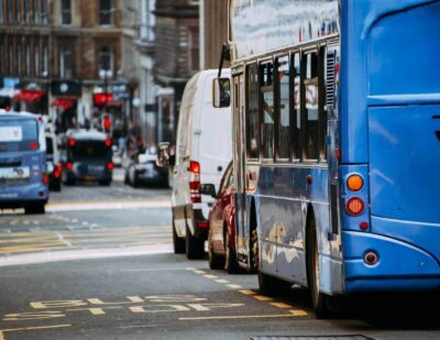 £500 Million for Scotland's Bus Priority Infrastructure