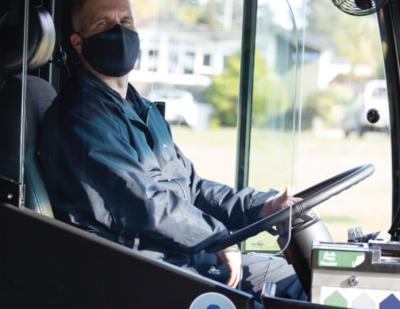 BC Transit: Full Driver Doors Retrofit Project Complete