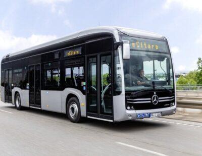 Bremen Orders Five Mercedes-Benz eCitaro Buses