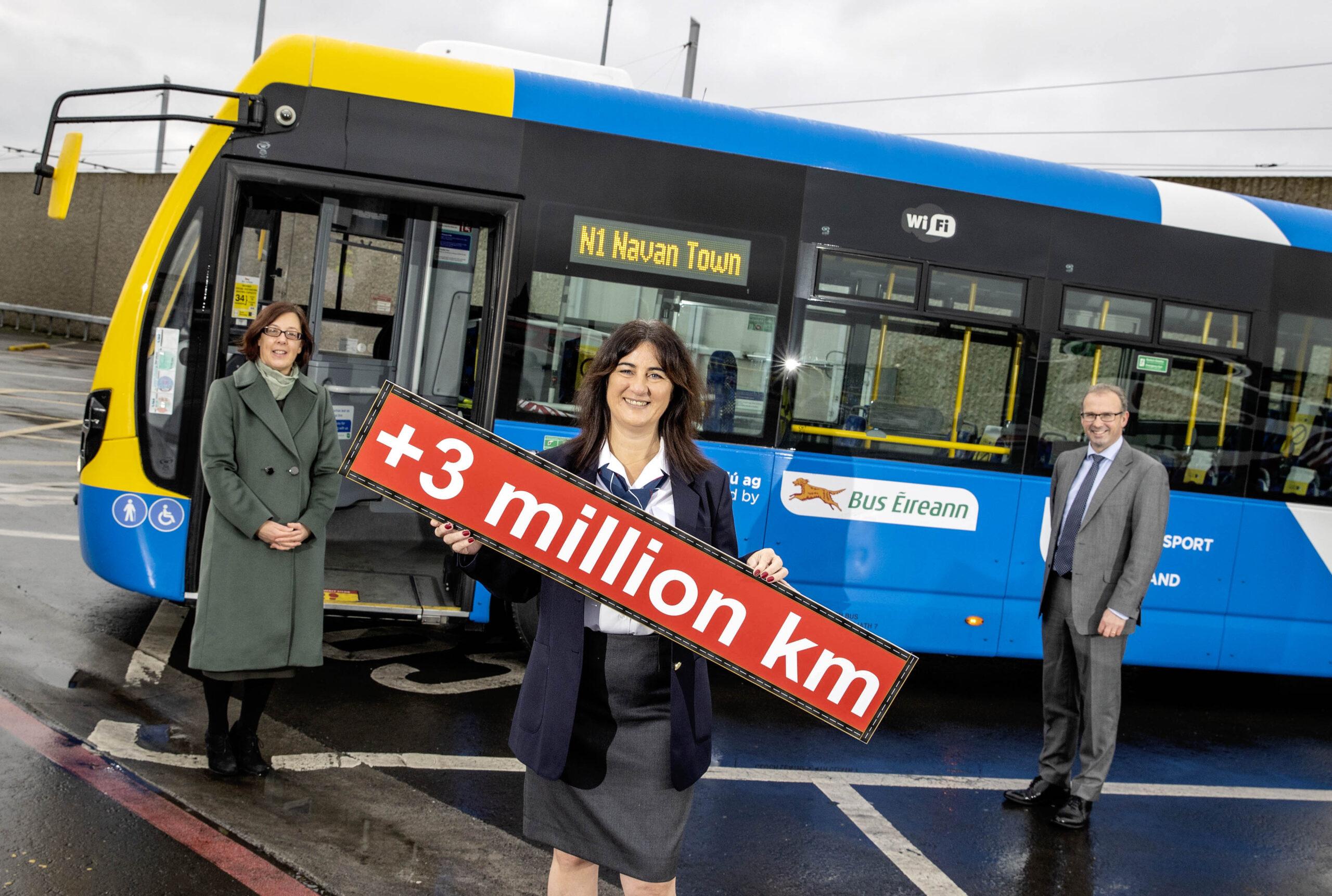 Bus ÉIreann Service Enhancement