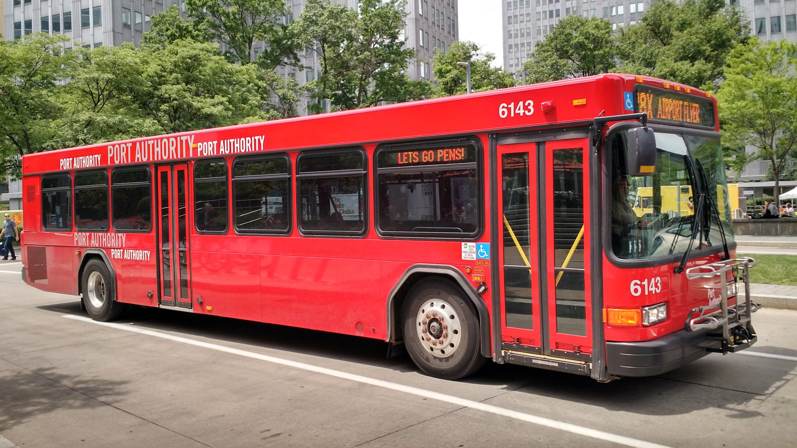 electric buses allegheny epa grant