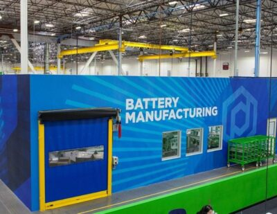 Proterra EV Battery Manufacturing Facility Opens in LA County