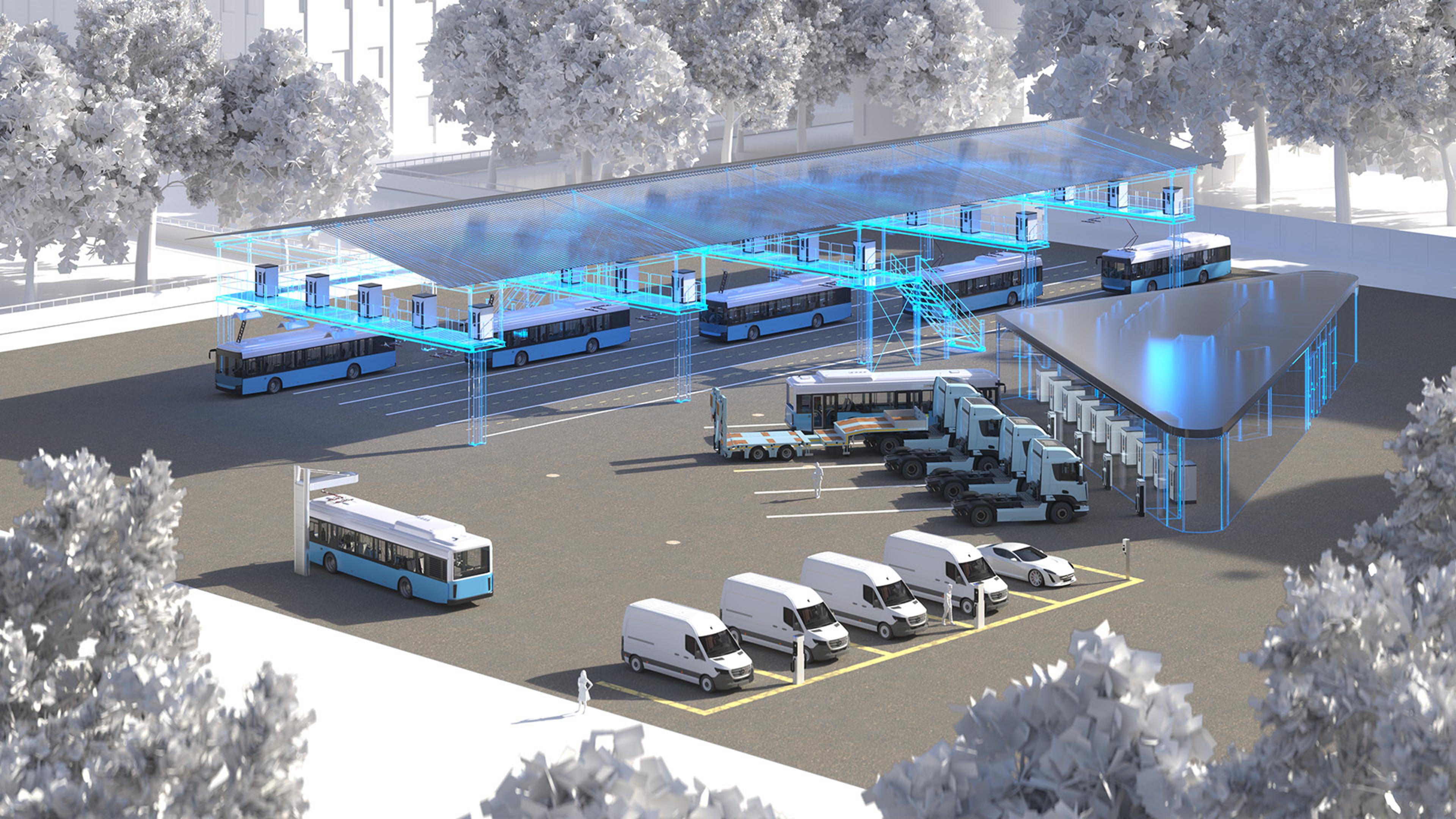 eBus Depot Solutions