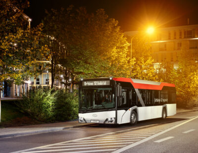 Solaris Shortlisted for OTW Contract in Belgium
