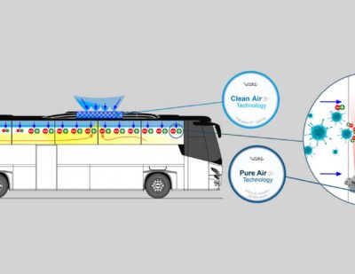 VDL Bus & Coach Introduces VDL Pure Air Technology