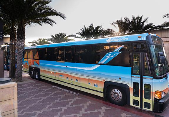 antelope valley electric milestone avta bus