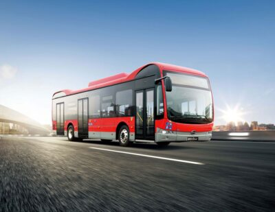 BYD Lands First eBus Order in Romania as Growth Continues