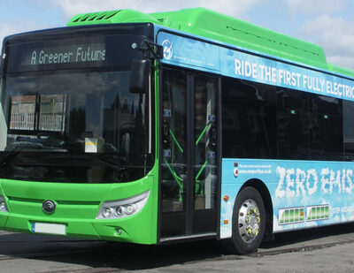 Coventry and Oxford Set to Be UK's First All-Electric Bus Cities