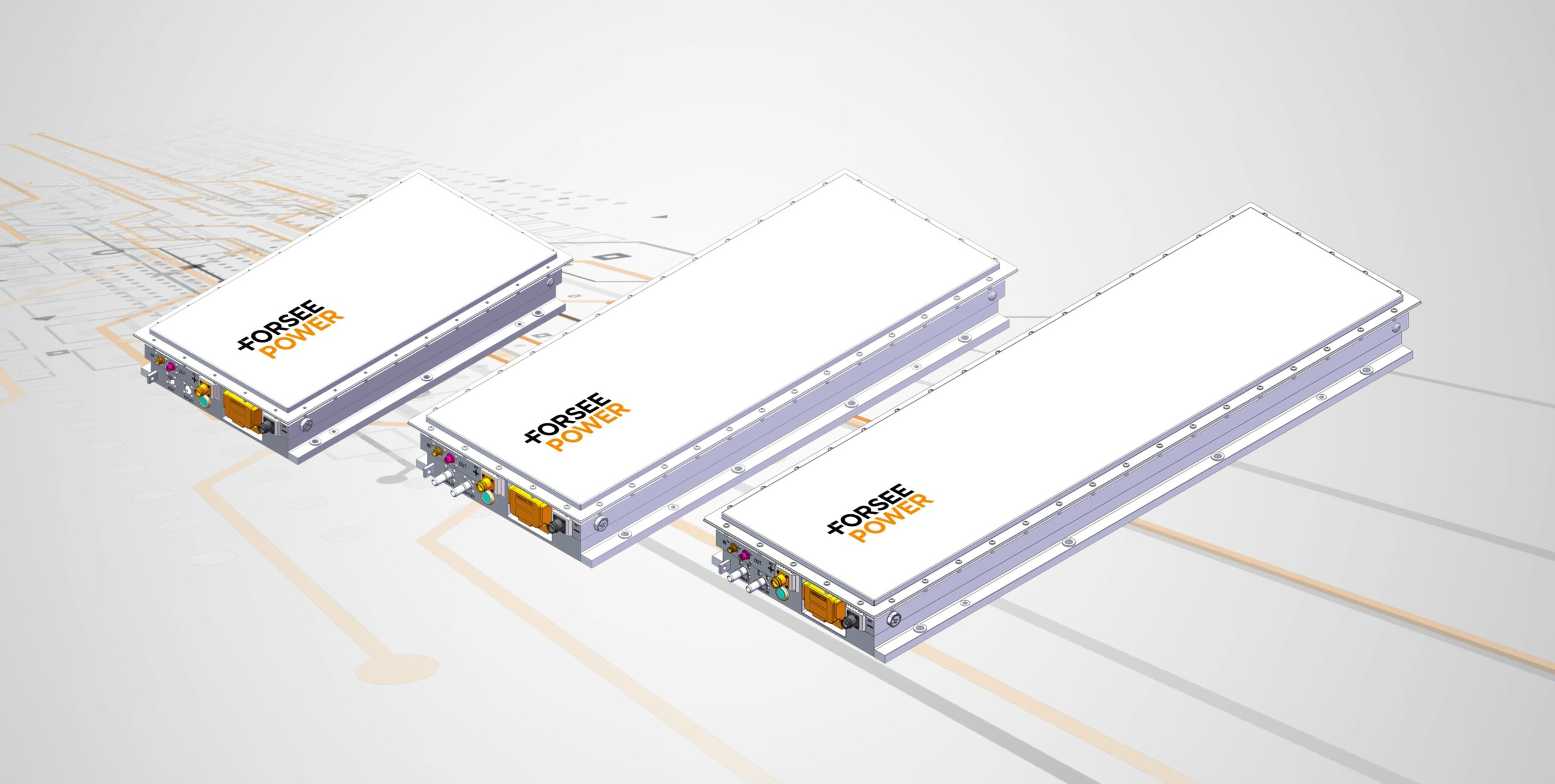 forsee power extra-thin slim battery