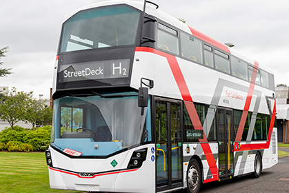 forsee power wrightbus