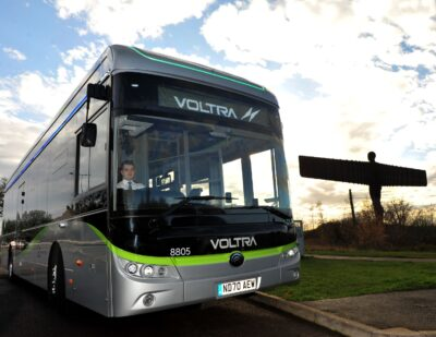 Go-Ahead Tops UK Transport Industry in Cutting Carbon Emissions