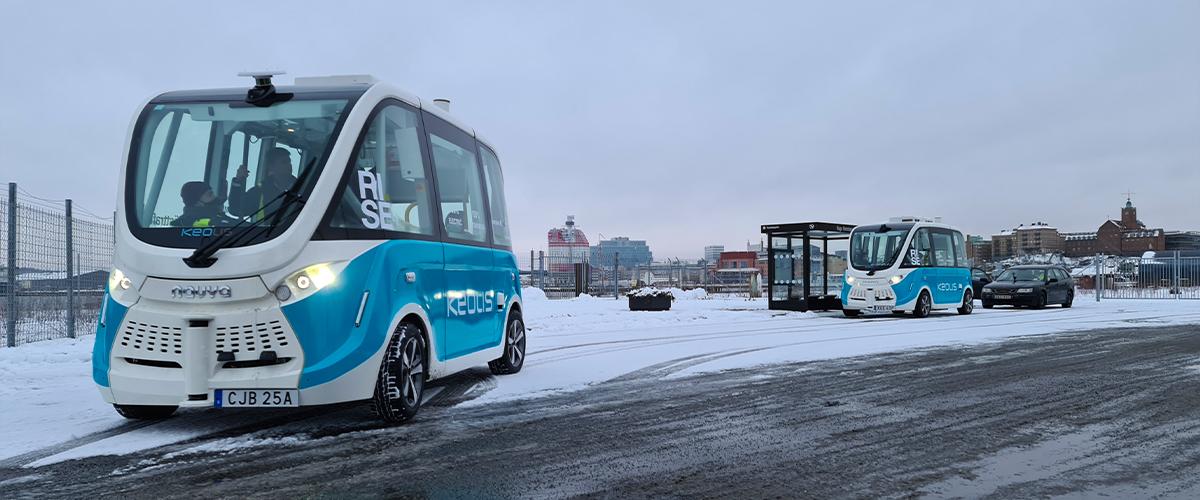 Keolis Autonomous Gothenburg