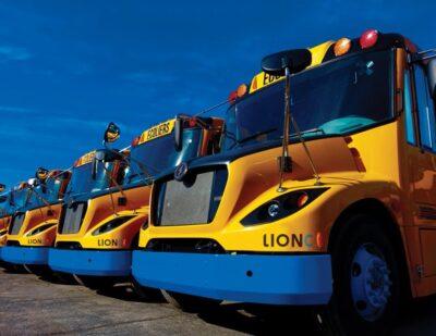 Autobus Séguin Orders 60 Lion Electric Buses