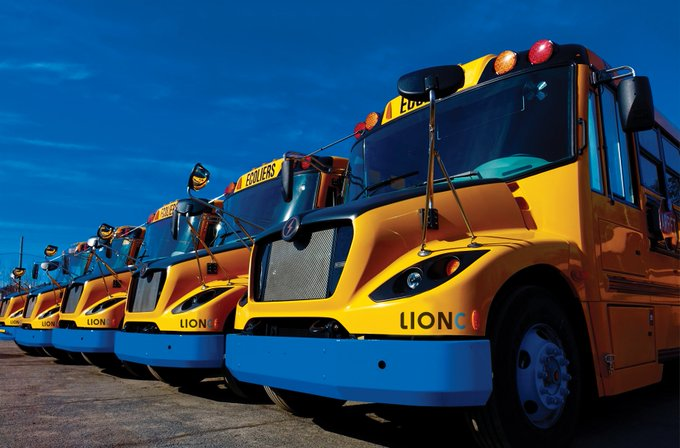 Autobus Séguin Orders Lion Electric Buses