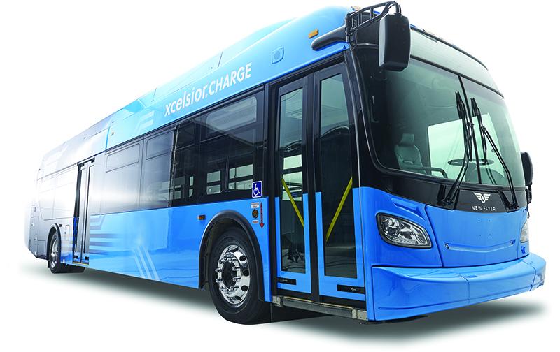 atlanta Xcelsior marta electric buses