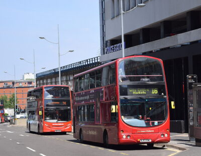 Moovit Joins Forces with UK Department for Transport