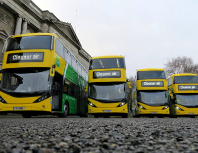 Denmark Leads the Way on Emissions-Free Buses in Europe