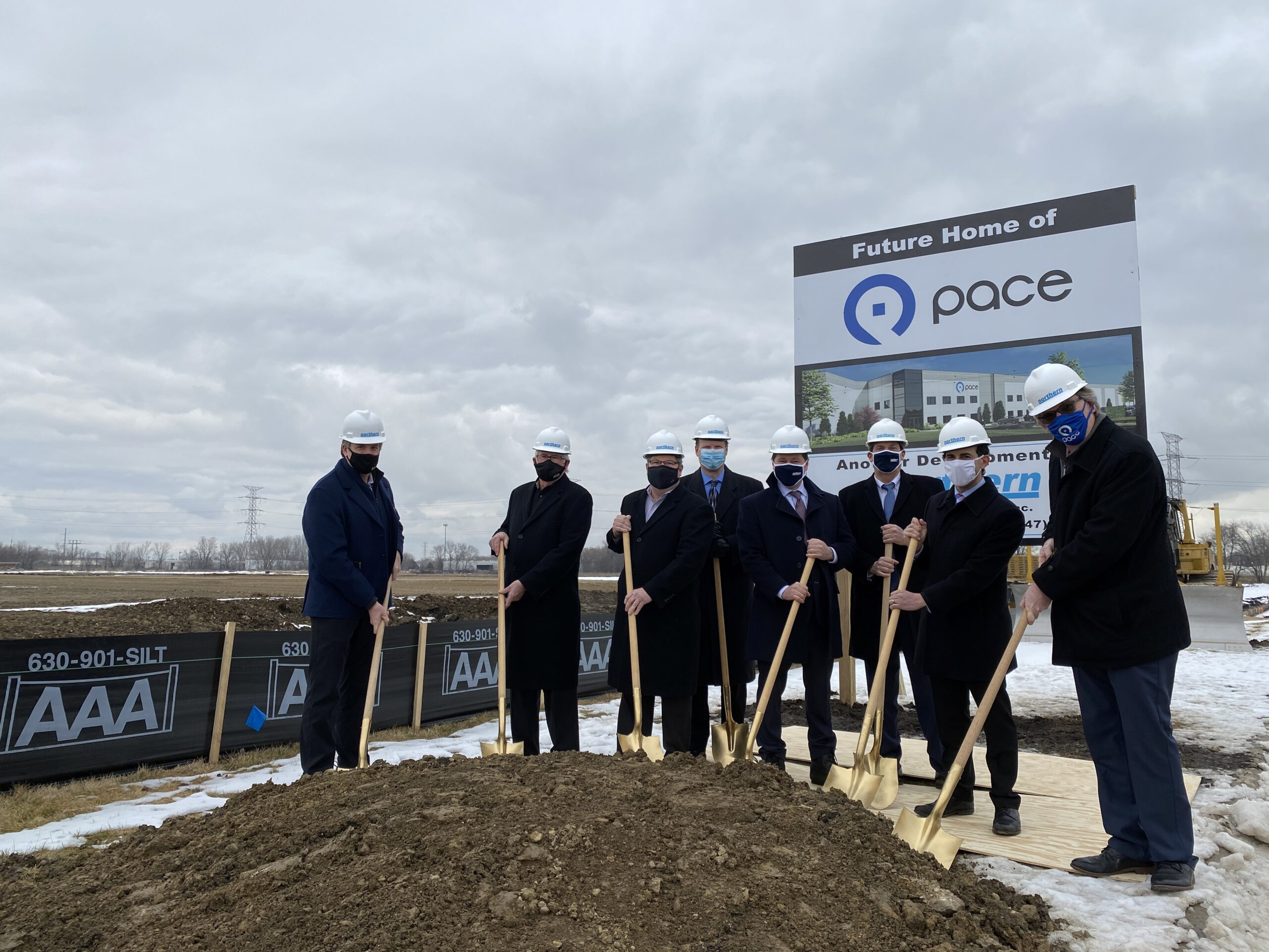 pace plainfield new facility