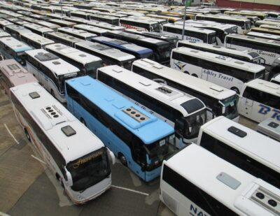 The RHA Launches A New Membership For Coach Operators