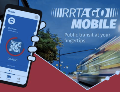 RRTA Unveils Contactless Mobile Payment Option for Customers