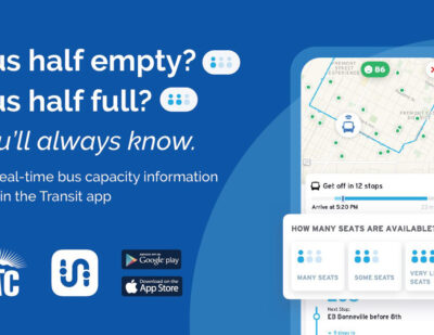 RTC Southern NevadaPartners with Transit App for Crowding Information