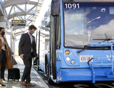 Viva Bus Rapid Transit Opens in Richmond Hill, Ontario