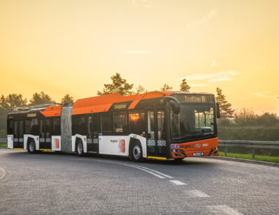 Further Solaris Trolleybuses Coming to Brasov