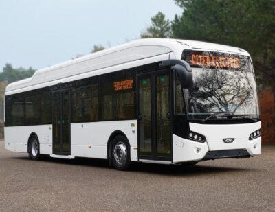 102 VDL Electric Citeas for Oslo South