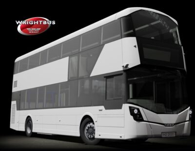 Wrightbus Begins 2021 with Creation of More Than 40 New Jobs
