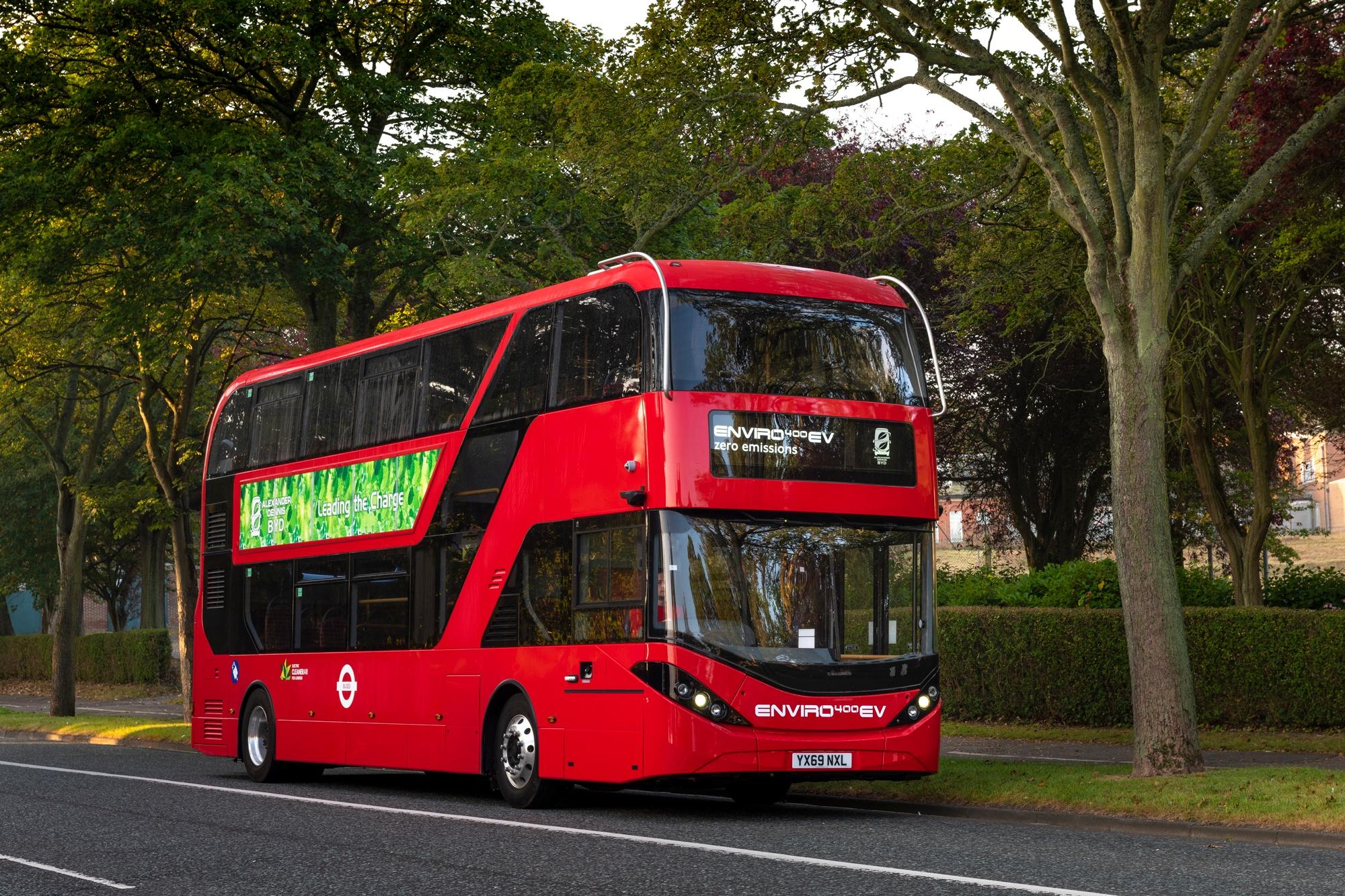 byd bus2grid