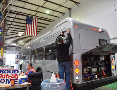 New Mexico Selects BYD for Statewide Contract