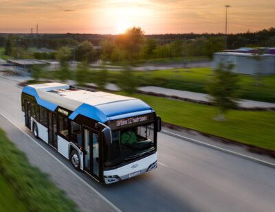 Ballard Announces Orders for Fuel Cell Modules to Power Solaris Buses