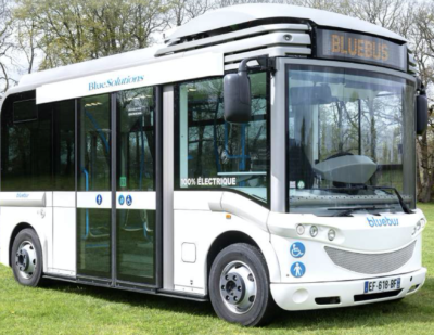 Navya and Bluebus Partner for Autonomous 6-Meter Bus