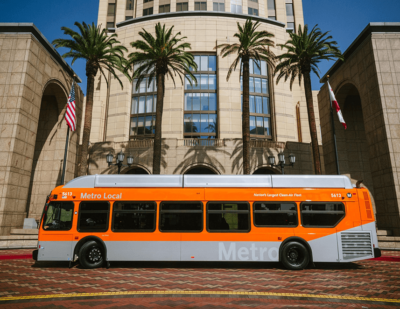 Clean Energy Signs Contract with LA Metro for Renewable Natural Gas