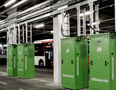Aachen Receives Reliable Fast Charging Stations by Ekoenergetyka