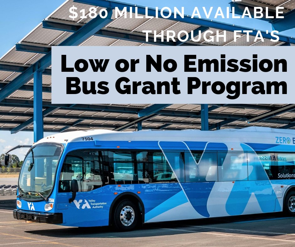 funding low or no emission transit