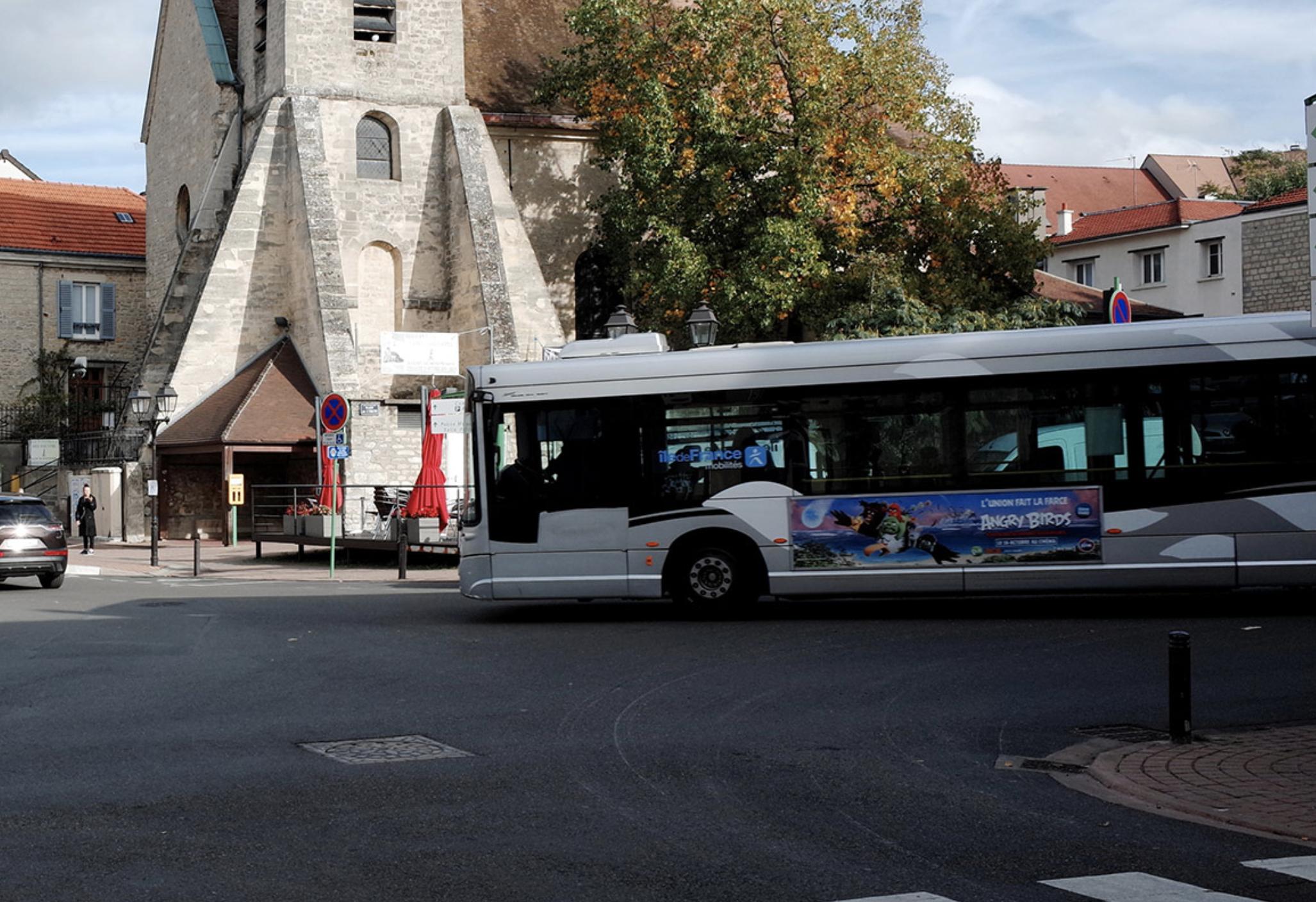 Keolis ÎLe-De-France